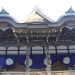 2017年初詣関西地区人気神社ランキング!アクセス経路や混み具合は?