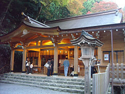 250px Kibune Shinto Shrine001 【初詣】関西地区で縁結びにご利益のある神社は?地図やアクセス経路
