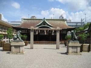 kansai01 300x225 2017年初詣関西地区人気神社ランキング!アクセス経路や混み具合は?