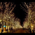 東京都内イルミネーションスポット人気ランキング2014年冬!