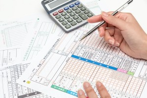 PAK86 kakuteishinkokusuru20140312500 300x200 ボーナスの税金計算方法をわかりやすく!住民税が加算されない理由