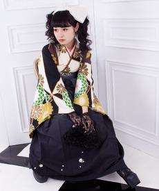 image007 袴に似合う卒業式の髪型セミロング編|黒髪で清楚に決めるには?