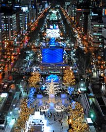 odori 札幌雪まつり2015の日程と混雑状況|注意点と寒くない服装は?