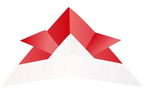 花 折り紙 : かぶと折り紙折り方 : trend-torisetsu.com