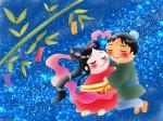 074309 150x112 七夕は手作りで楽しもう!子供が喜ぶ笹飾りやおやつの作り方
