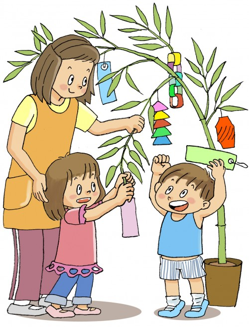 074583 500x655 【七夕】短冊への願い事ランキング!2歳児や幼稚園児で多い願い事とは?