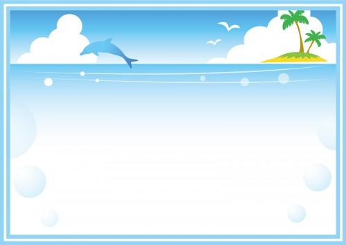 074770 500x354 暑中見舞いの意味とはがきの書き方|取引先、目上の方、友達への例文