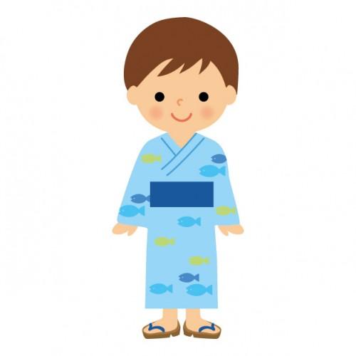119292 500x500 【子供の浴衣】簡単な男の子の着付けの仕方を動画でわかりやすくご紹介♪