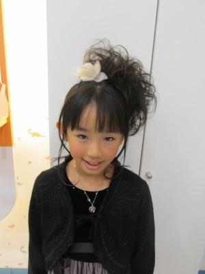 1014 1418356138 9933 【七五三】7歳の女の子のヘアスタイル人気ランキング!ショート、ロング編