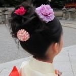 【七五三】7歳の女の子のヘアスタイル人気ランキング!ショート、ロング編