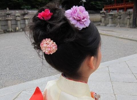 2467f4c2cecec3491b4e2c256162d0bd s 1 【七五三】7歳の女の子のヘアスタイル人気ランキング!ショート、ロング編