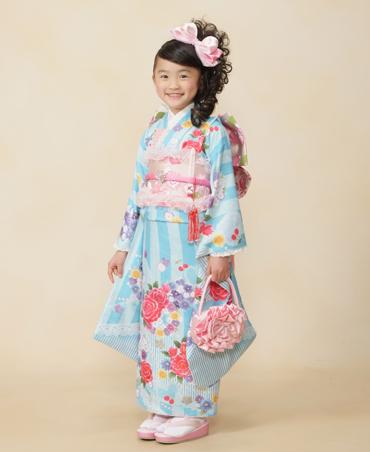 image005 【七五三の服装】7歳の女の子に人気の袴と着物まとめ/洋服でもOK?