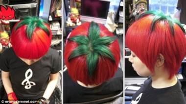 image010 【ハロウィン】簡単でかわいい♪ショートにおすすめのヘアスタイル