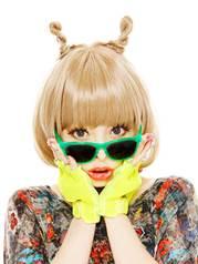 image014 【ハロウィン】簡単でかわいい♪ショートにおすすめのヘアスタイル