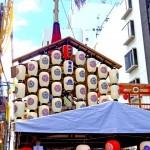 【祇園祭の山鉾巡行】前祭と後祭のコースと時間|台風の時は中止?
