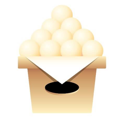 21 月見団子を手作りしよう!子供が喜ぶかわいい月見団子と簡単レシピ