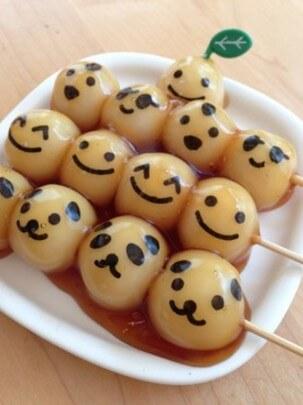 51 月見団子を手作りしよう!子供が喜ぶかわいい月見団子と簡単レシピ