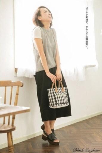 image0031 秋服はいつから?先取りファッションのコツと便利な秋物アイテム