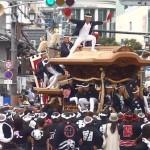 岸和田だんじり祭り2016の日程と見どころ|大迫力のやりまわしとは?