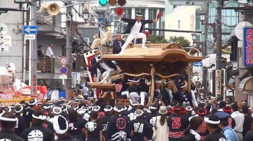 15 500x280 岸和田だんじり祭り2016の日程と見どころ|大迫力のやりまわしとは?