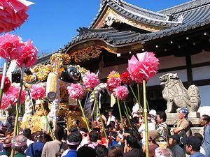 2 播州秋祭り2016の日程と見どころ|屋台の詳細まとめ