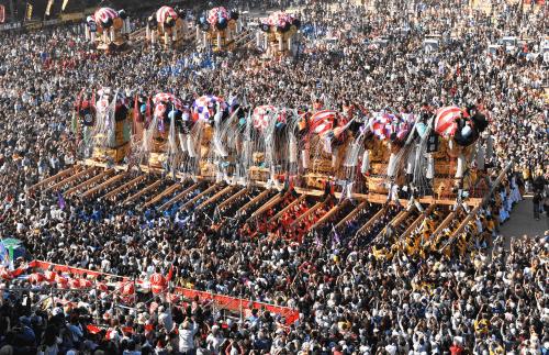2 新居浜太鼓祭り2016|喧嘩が起きる原因と極秘情報が集める掲示板まとめ