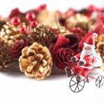 松ぼっくりでクリスマス・リースを作ろう!由来と長期保存方法をご紹介♪