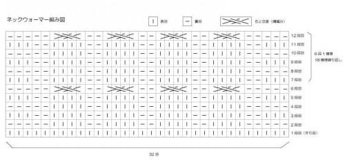 131 500x238 子ども用のネックウォーマーの作り方|初心者も簡単にハンドメイド♪