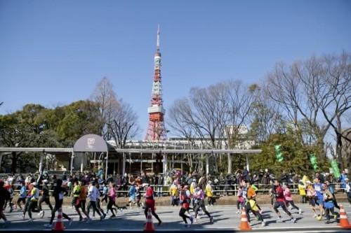 110 500x333 【東京マラソン2017】応援穴場はココがお勧め!マラソン祭り情報の詳細まとめ