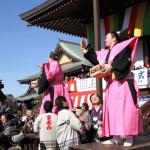 【成田山節分会2017】芸能人を間近で見るには?日程、混雑情報まとめ