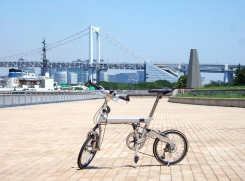 19 500x371 「折りたたみ自転車」のデメリットとは?特徴と失敗しない3つの選び方
